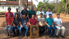 Seminário Arquidiocesano de Uberaba promove encontro de convivência entre os seus seminaristas