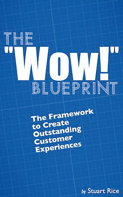 The Wow! Blueprint Book by Stuart Rice.j