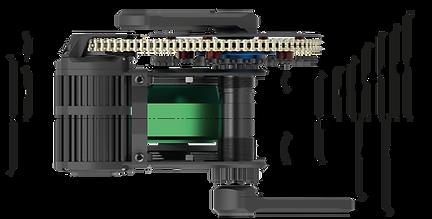 X1 Stealth ebike motor bottom bracket option for 68-83mm
