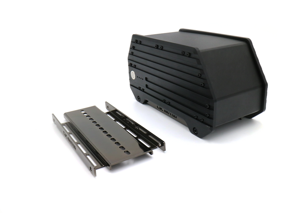 X-36 ebike battery for conversion kits with mount