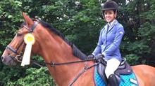 SIEG für CAVOFIT Team-Reiterin Jill Hocker und Aventus Go!