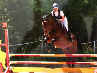SIEG für CAVOFIT Reiterin Nina Maier und Coletta beim CSN-C Neu in Rudersdorf!