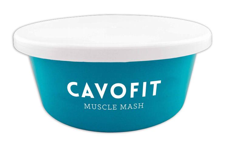 CAVOFIT Muscle Mash-Schüssel