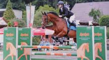 Zwei Platzierungen für CAVOFIT-Reiterin Nina Maier und Hit!
