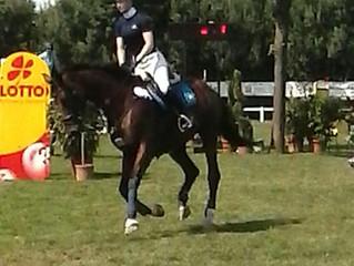 3. Platz in der Klasse M** für CAVOFIT-Team Reiterin Sina Boldt und Cincentara!