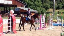 Zwei Platzierungen beim CSN-A in Farrach (Steiermark)!