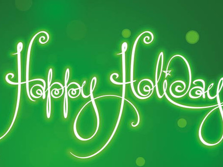 Happy Holidays From WCWMR