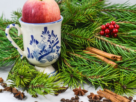 Holiday Survival Tip: Eating Edition