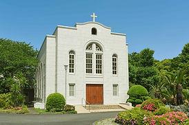 カトリック原宿教会教会ギャラリーと歴史ページ