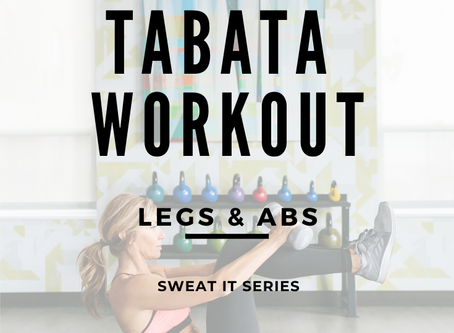 ABS & BOOTY | Sweat It Series