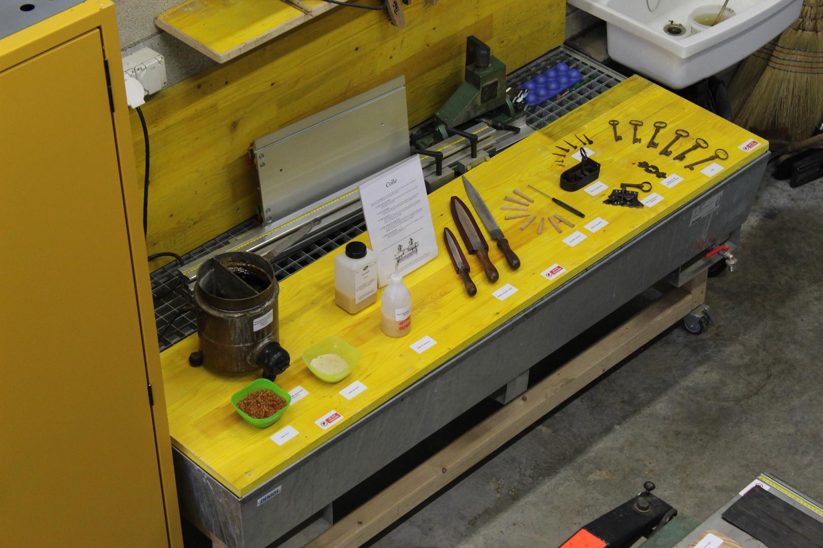 Workshop - glues
