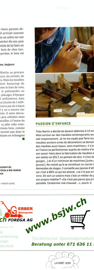 """""""La Forêt"""" June 2020"""
