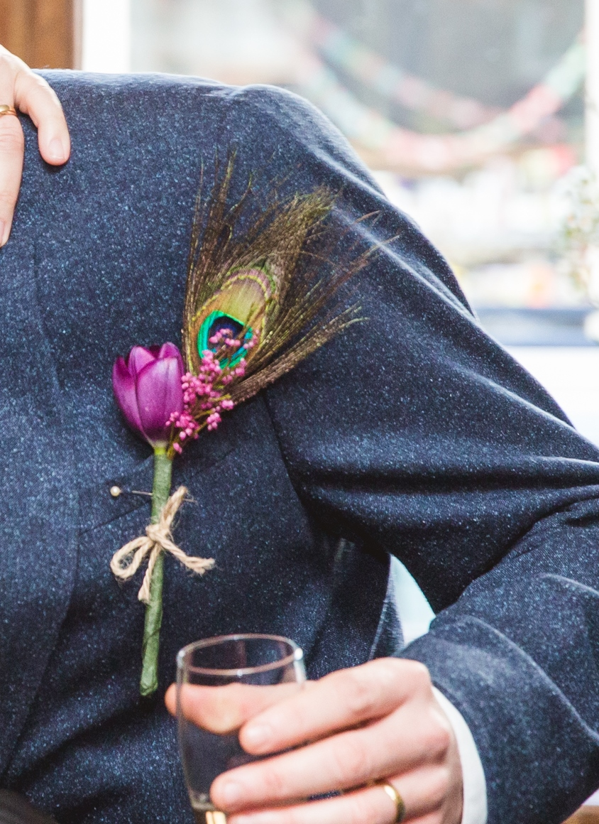 Quirky buttonhole