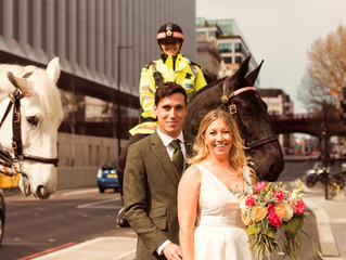 London Wedding Style