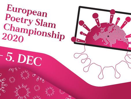 Revoir le Championnat d'Europe de Slam 2020