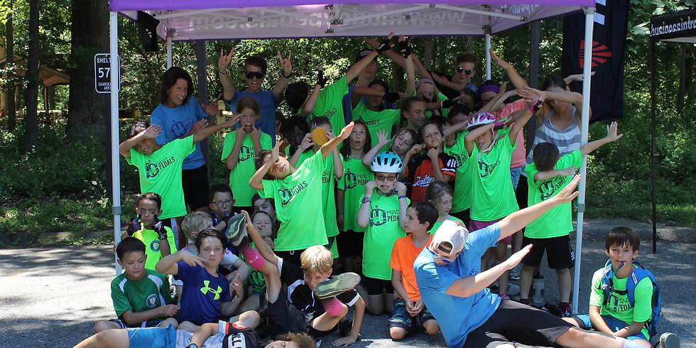 Mini Pedals Kid's Mountain Bike Camp 2019