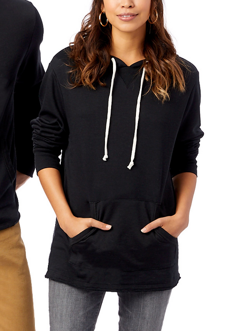 American Apparel hoodie with embroidered MP logo