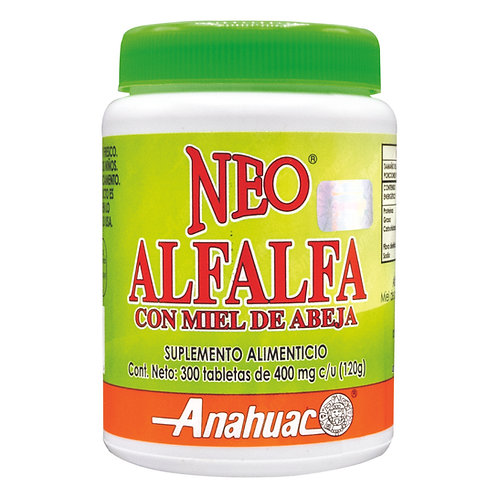 Neo Alfalfa con Miel 300