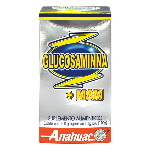 Glucosaminna + MSM