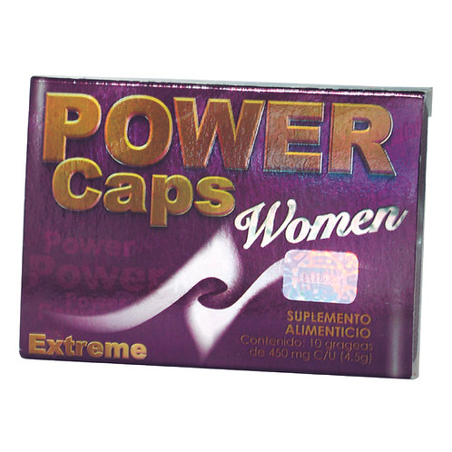 Power Caps Women
