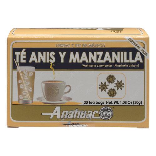 Té de Anís y Manzanilla