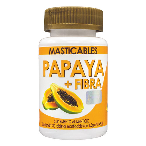Papaya + Fibra