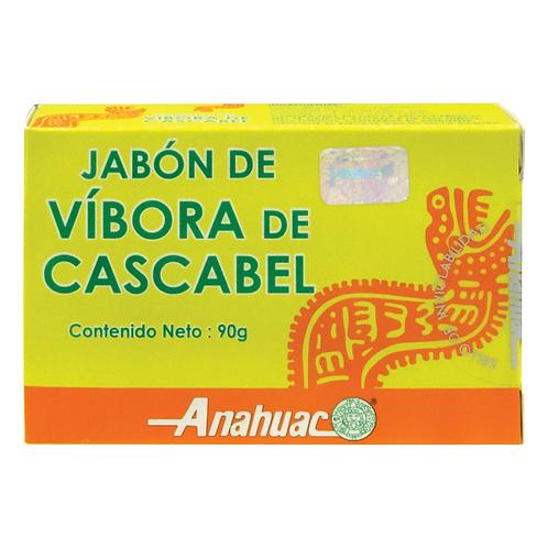 Jabón de Víbora de Cascabel