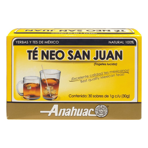 Té Neo San Juan