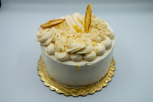 Lemon Cake (7 in)