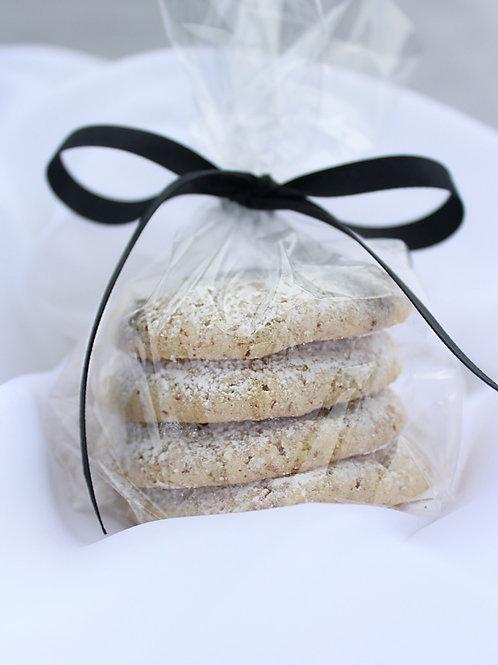 4 Cookie Favor Bag