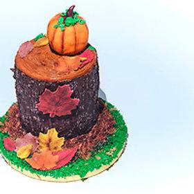 Harvest Custom Cake (5in)