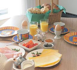 ontbijt, B&B, de klaproos