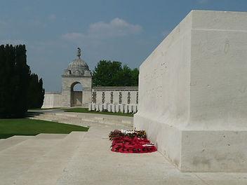 Tyne Cot Cemetery, Zonnebeke, Ieper, Westhoek, Fanders Fields