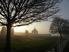Tyne Cot Cemetery Passchendaele