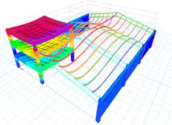 Diseño estructural para edificación industrial