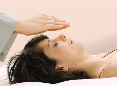 Reiki as a Resource for Music Therapists