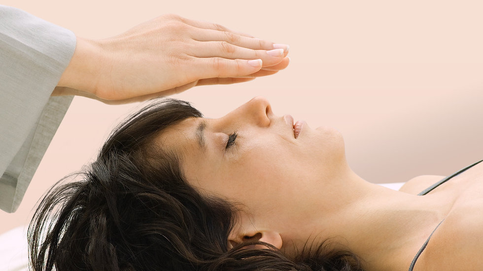 In Person Karmic Reiki session