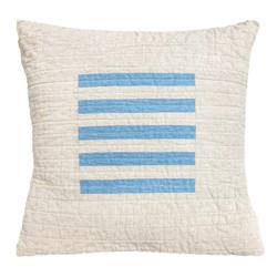 Homespun Stripe French Blue