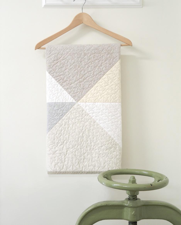 Linen Pinwheel