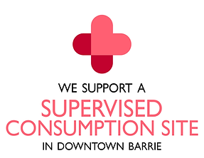 downtown barrie supervised consumption site
