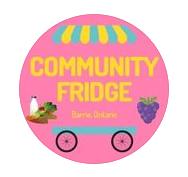 Downtown Barrie Community Fridge Barrie