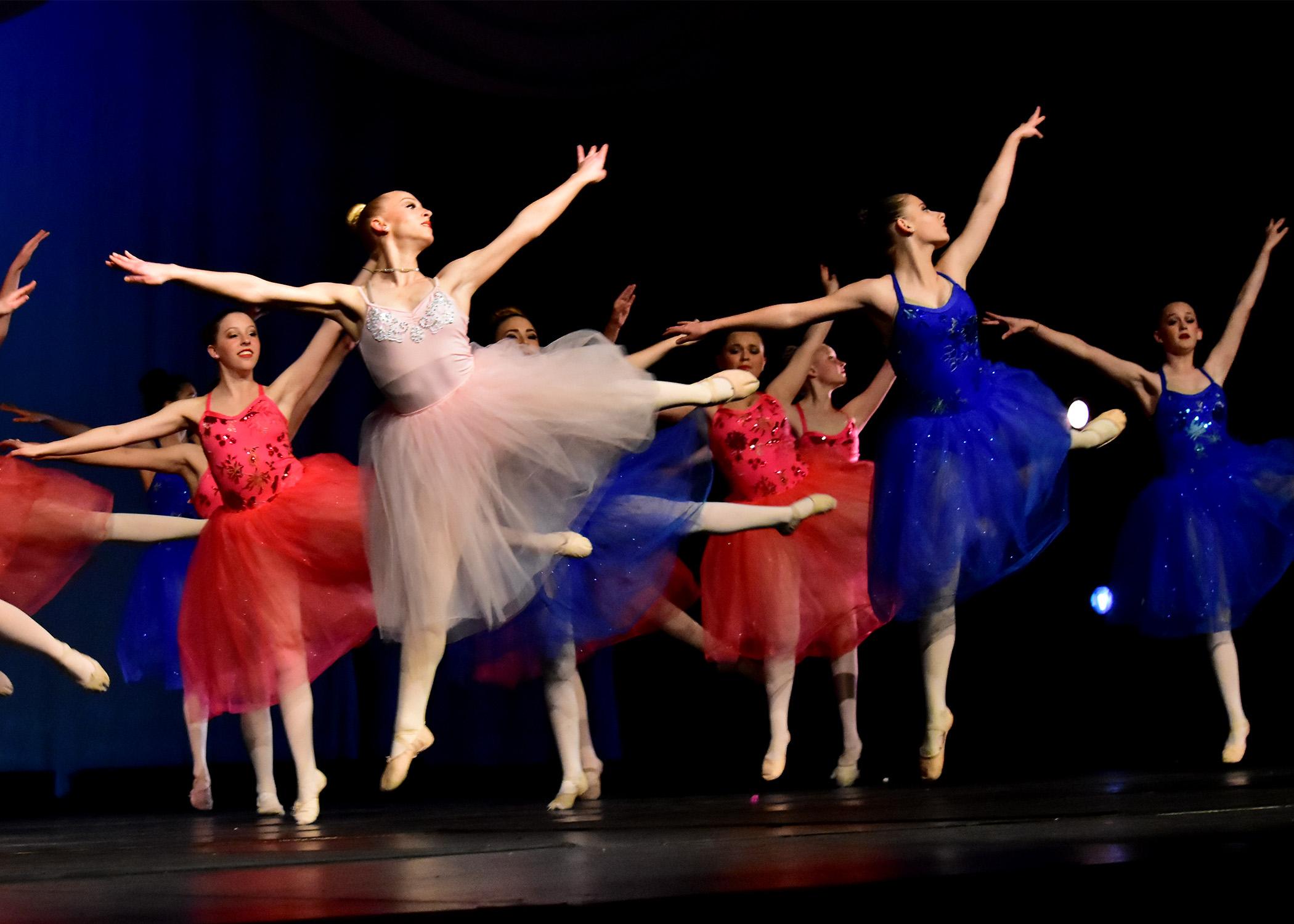 Sr X'Treme ballet 5 Charity  JPG