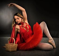 Dance Promo pic Chloe ballet