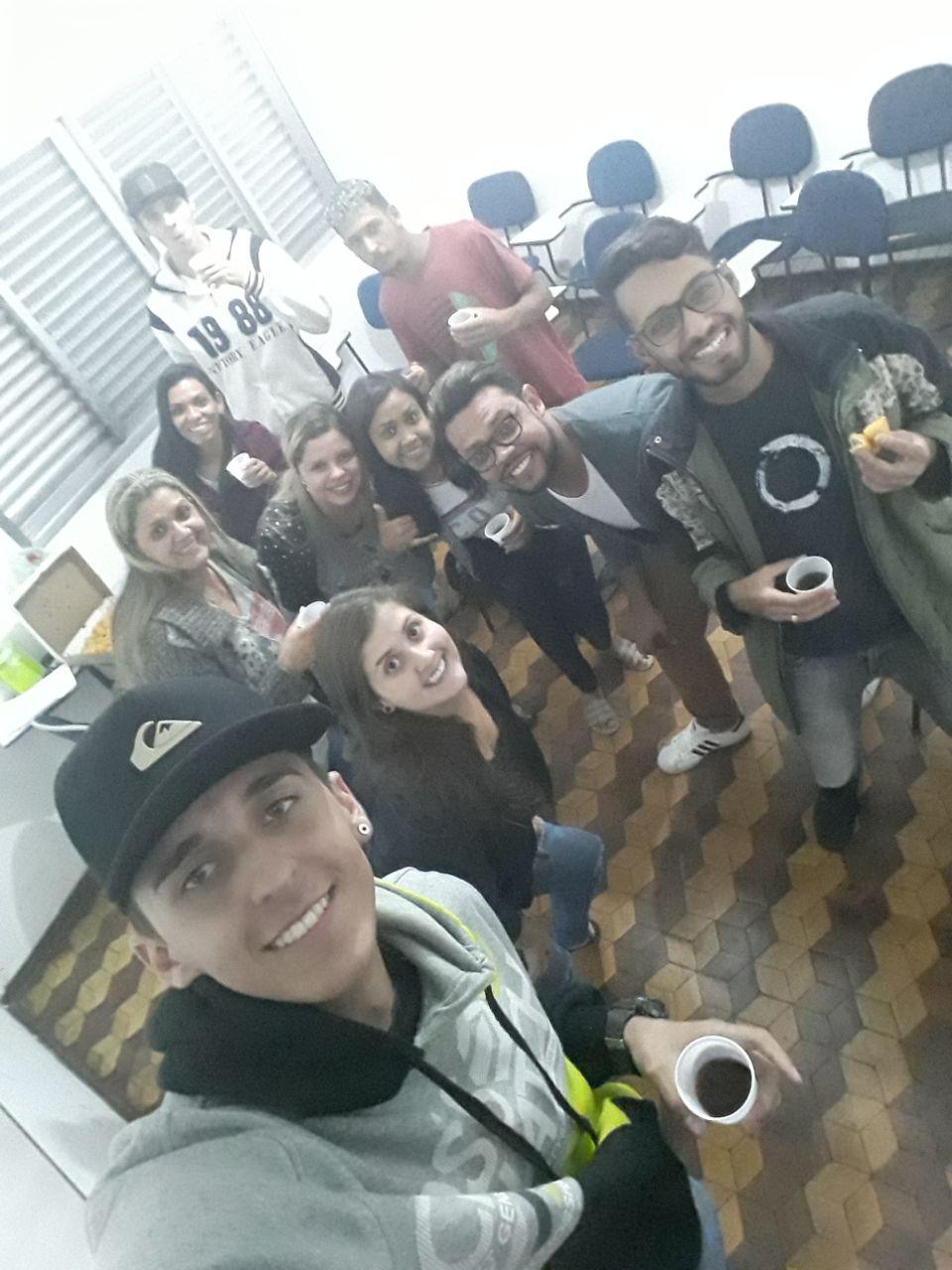 ALUNOS / ESTAGIO