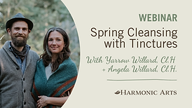 Spring Cleansing with Tinctures YouTube