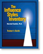 Influence Styles Inventory Questionnaire - Training Kit - ISITG