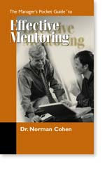 Manager's Pocket Guide to Effective Mentoring - MPGM