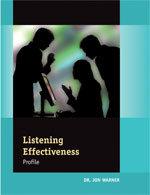 Listening Effectiveness Profile Facilitator's Kit - LISEPF