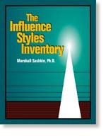 Influence Styles Inventory Questionnaire - Package of 5 - ISI
