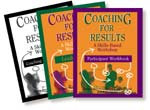 Coaching for Results Participant Workbook- 5 Pack - CFRPW